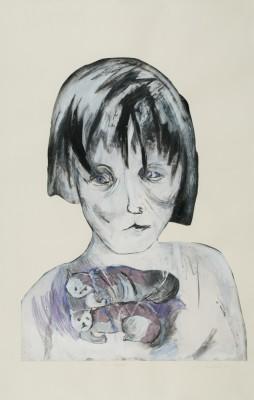M Wilma Cruise Alice Self Portrait II
